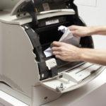 Не гарантийные случаи поломки принтера