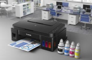 Что влияет на качество печати струйного принтера