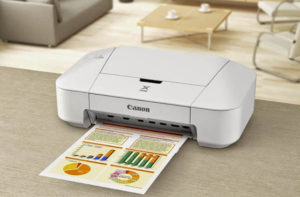 Причины поломки принтера Pixma