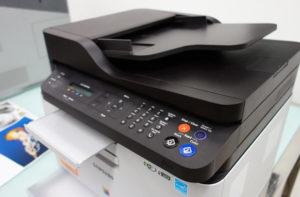 Причины поломки принтера Samsung