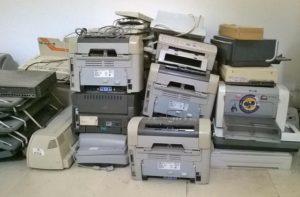 Наиболее частые причины поломки подержанного принтера