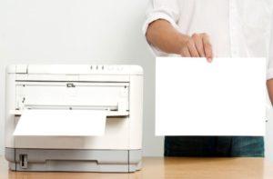 Принтер не печатает картинки - почему и что делать?