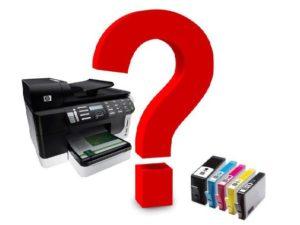 Принтер перестал распознавать картриджи – что делать?