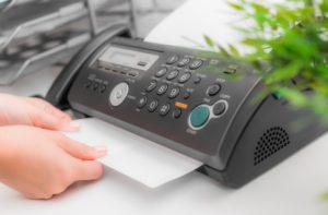 Факсы: распространенные неисправности оборудования