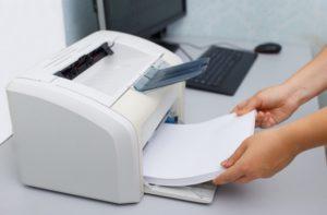 Почему принтер захватывает сразу несколько листов?