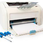 Самые распространенные поломки принтеров